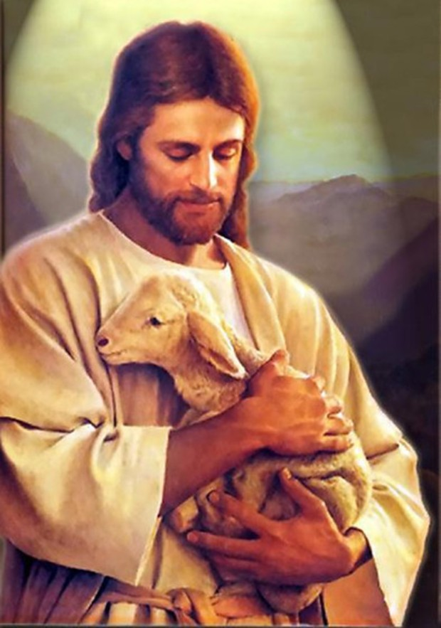 Jesus-and-the-Lamb-jesus