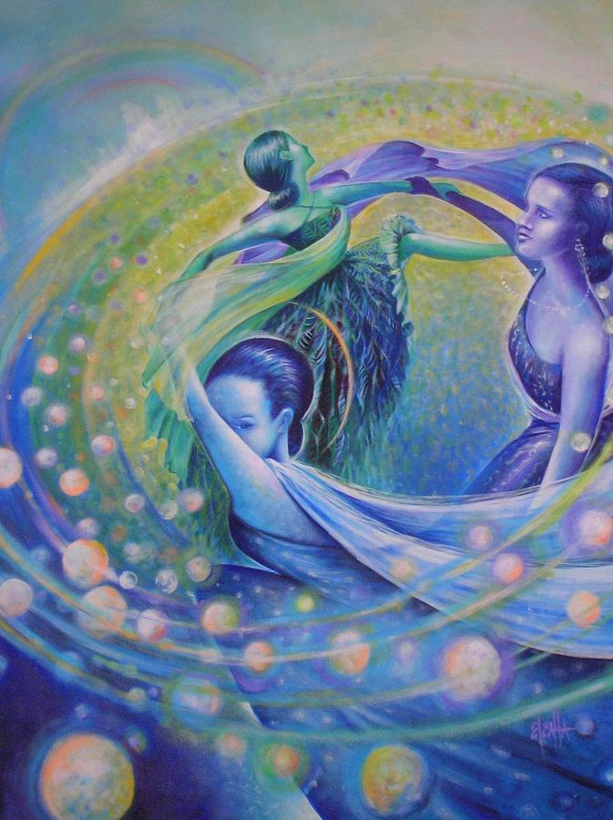 vibrational beings
