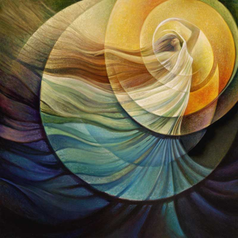vibrational being
