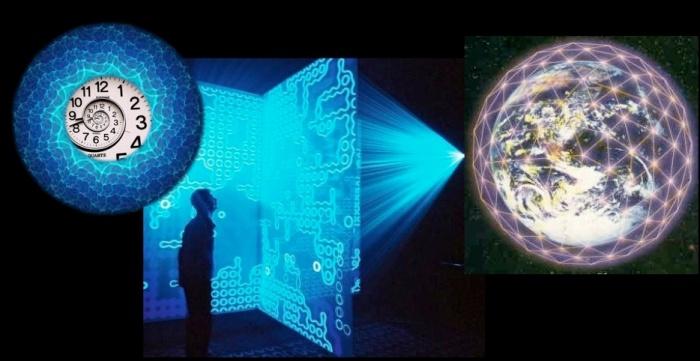 TimeHologram Ascension
