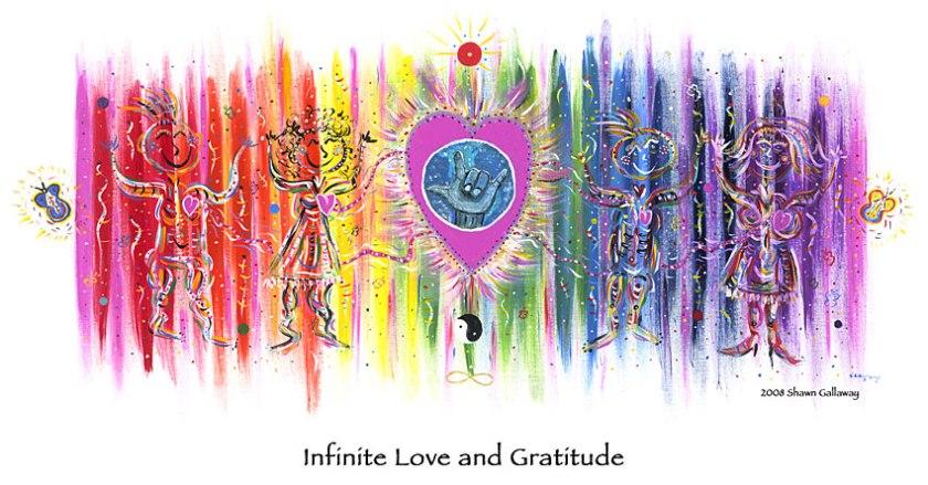 InfiniteLoveGratitude