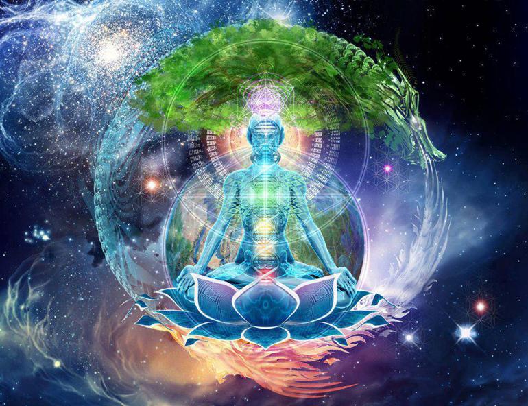 Левитация это явление, при котором предмет без видимой опоры парит в пространстве (то есть левитирует)