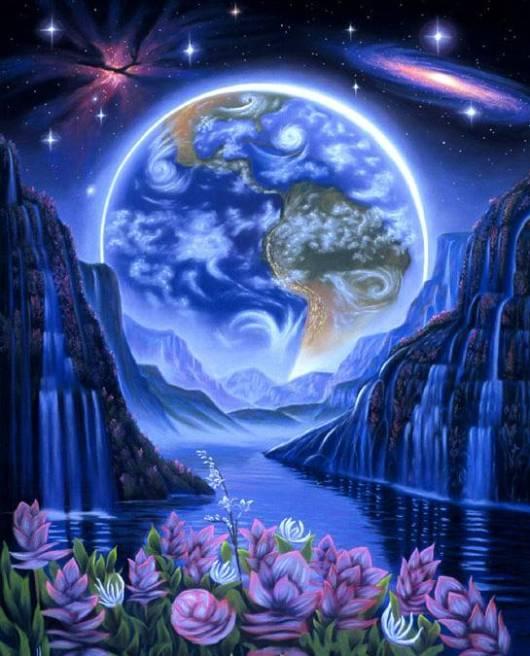 New Earth Fantasy