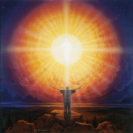 ascension sun