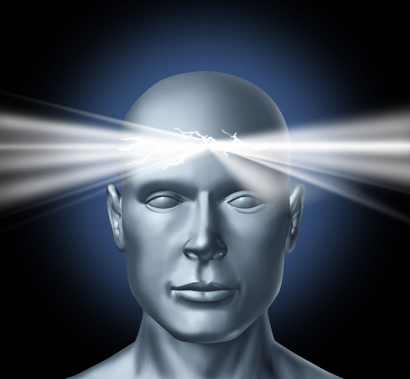 Psychic powers mind control