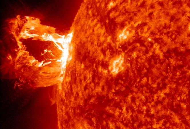 solar flares 2
