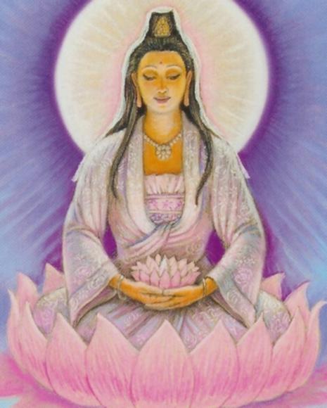 Lady Quan Yin