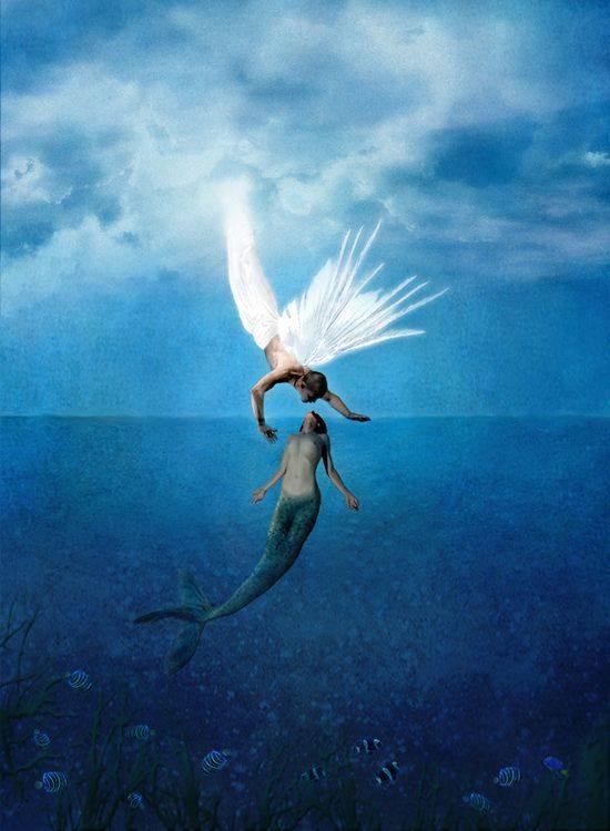mermaid-angel