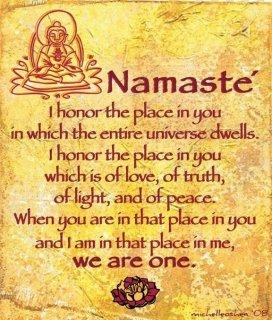 Namaste 22