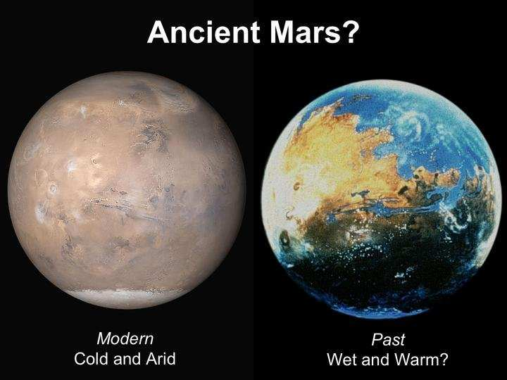 Mars Planets Like Earth - Pics about space
