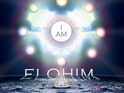 Elohim  -  I Am
