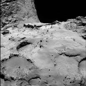 rosetta asteroid landing ocean - photo #21
