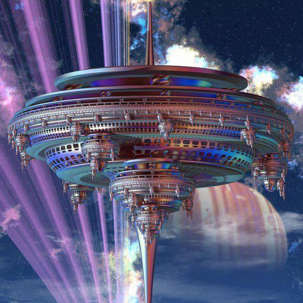 Rogue Claw Spaceship