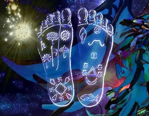 foot chakras