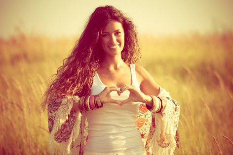 woman n heart