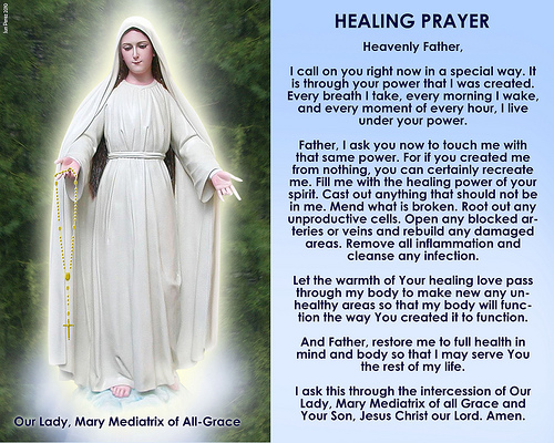 Healing Parayer 4