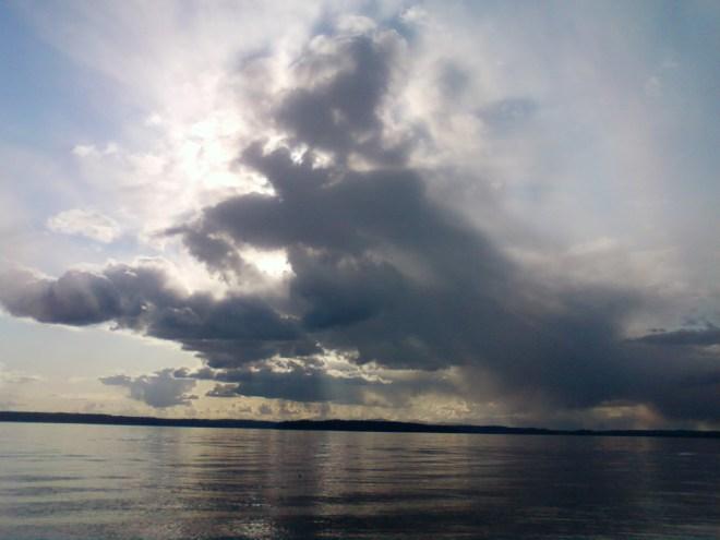 Dramatic sky 2