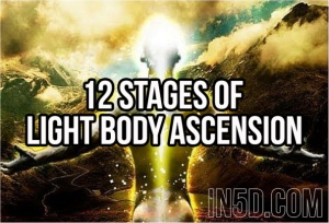 Light Body Ascension