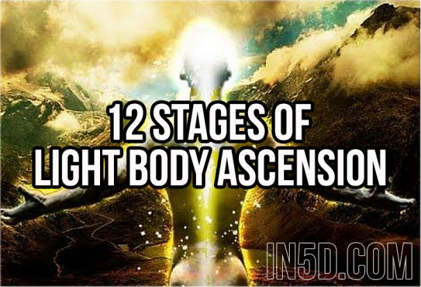 Light Body Ascension