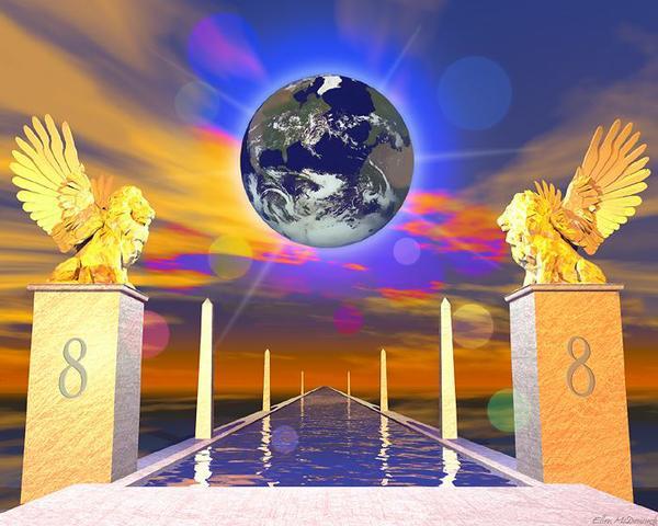 888 Lion's Gate Portal