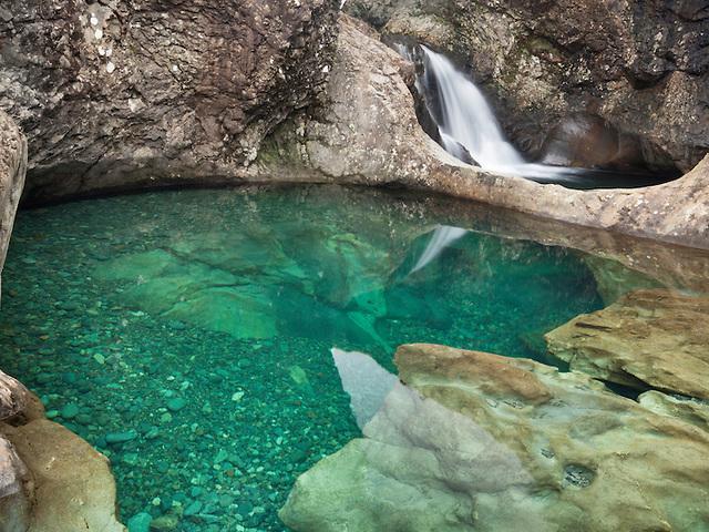 The Fariry Pools - Isle of Skye - Scotland