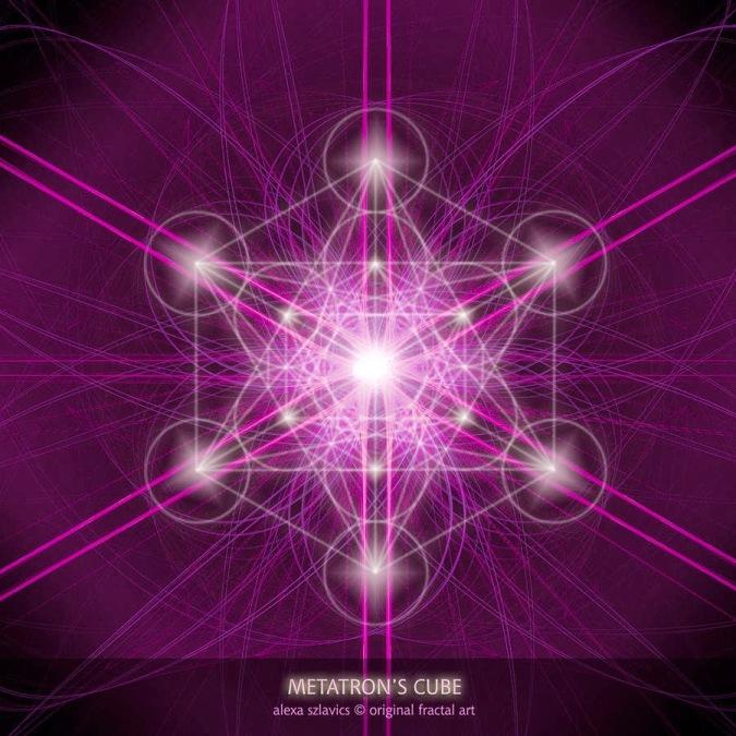 Metatron's+Cube