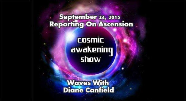 cosmic awakening show
