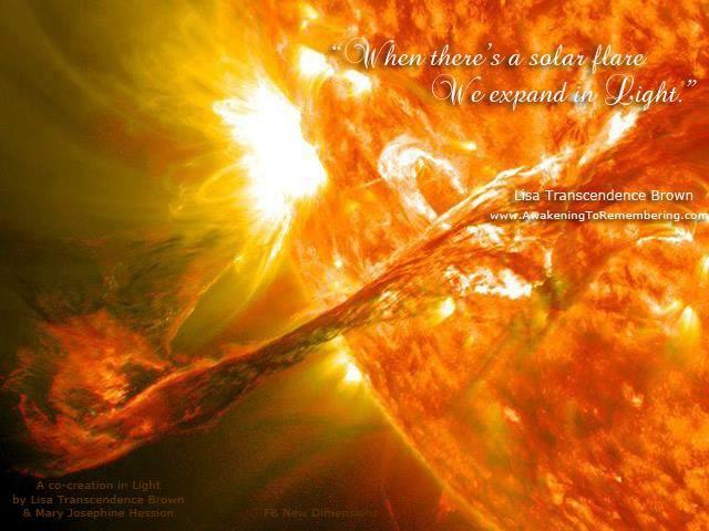 flare sun