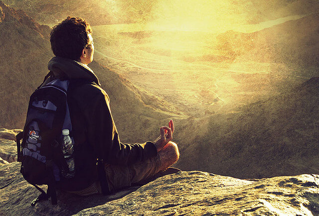 mountain-meditation