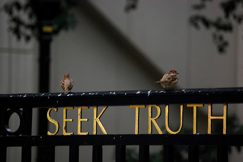 Seek+truth