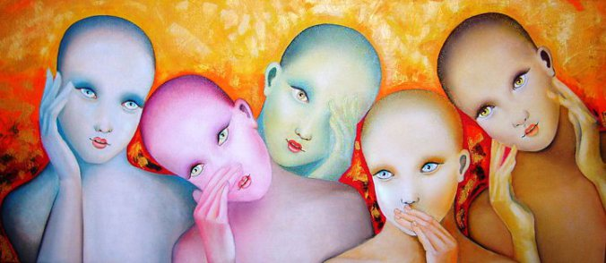 Beings of Venus - luisa-villavicencio-17-at-tuttart-art