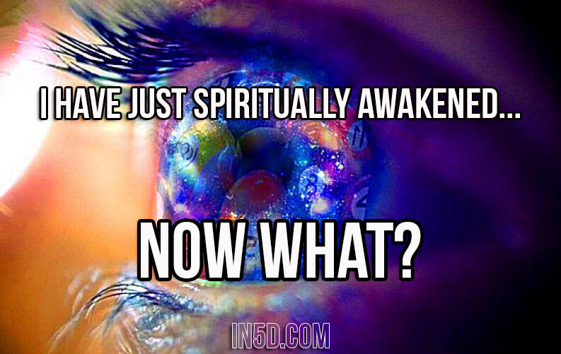 Spiritually Awakened