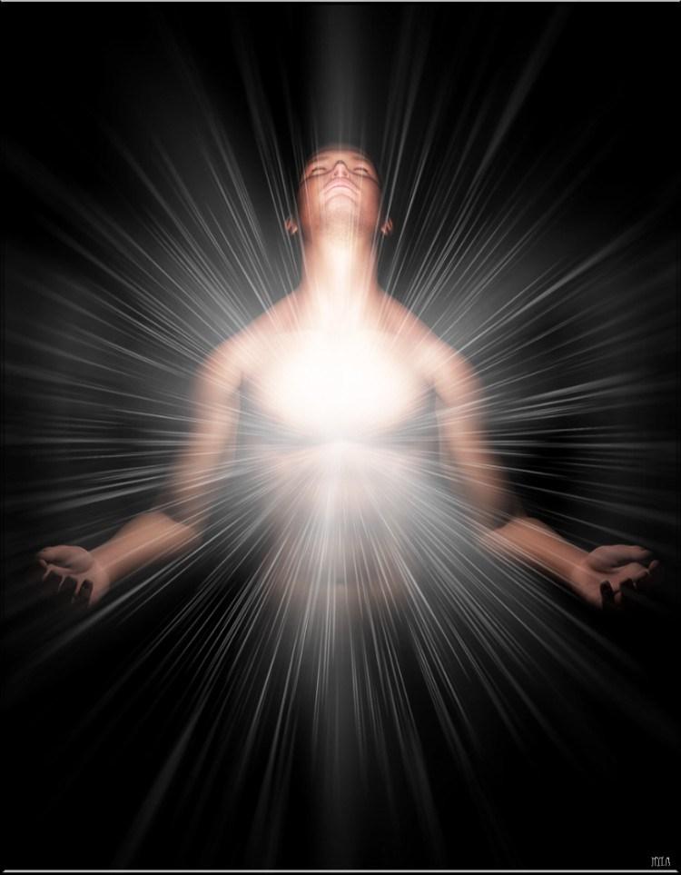 spiritual-heart-light