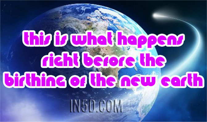 Before New Earth