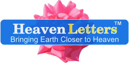 Image result for heaven letters