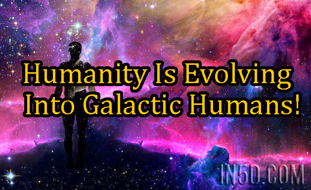 Galactic Humans