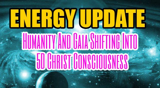 5D Christ Conasciousness