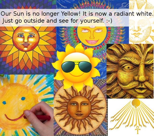 our-sun-is-no-longer-yellow