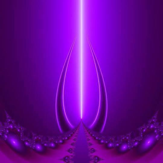Violet Flame Upgrade