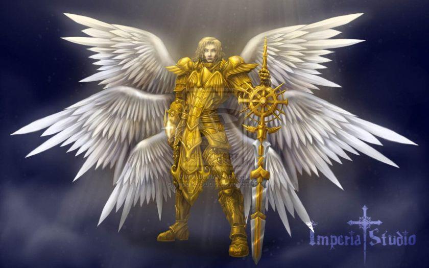 Archangel Michael 01
