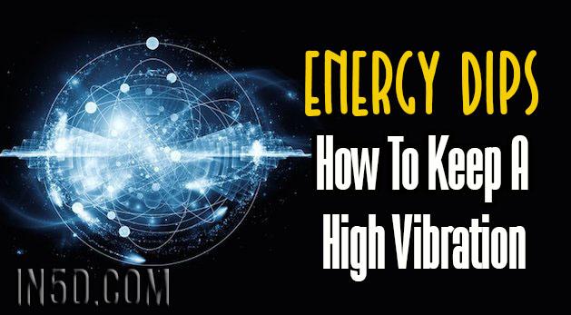 Energy Dips