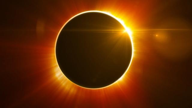 Solar Eclipse Auf 2017 22
