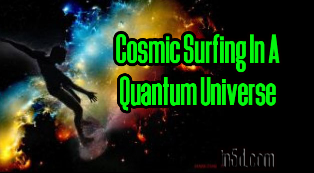 Cosmic Surfing