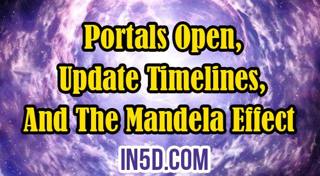 Portals Open
