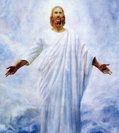 Jesus Ascension rrr