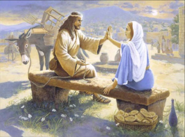 MARY and YESHUA