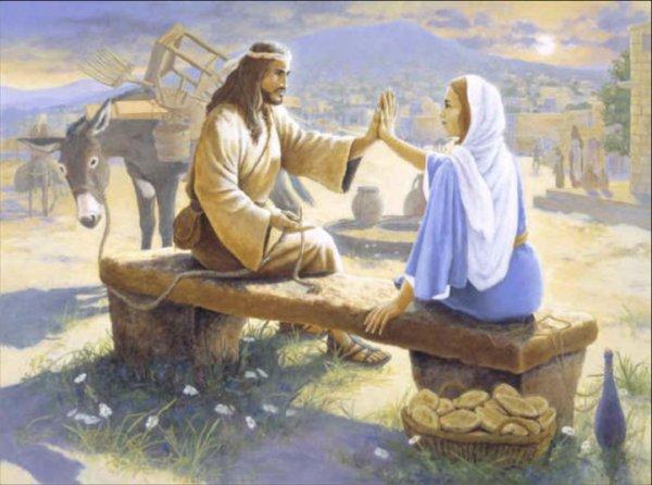 MARY and YESHUA