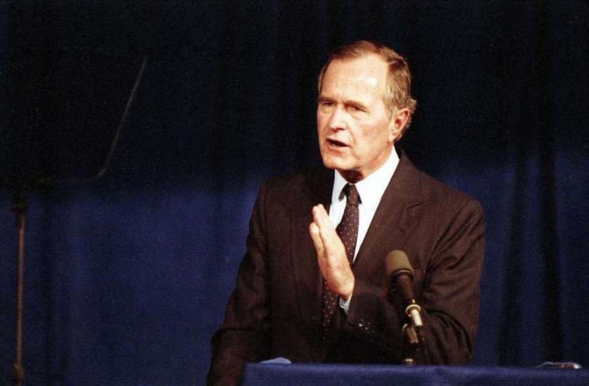 George H. W. Bush – 1924 to 2018 George-bush-sr