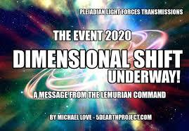 💙 ** THE EVENT 2020 - MAJOR DIMENSIONAL... - Mary Willemsen, Medium,  Paragnost en Mindset Coach | Facebook